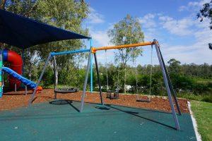 newcomb park swingset
