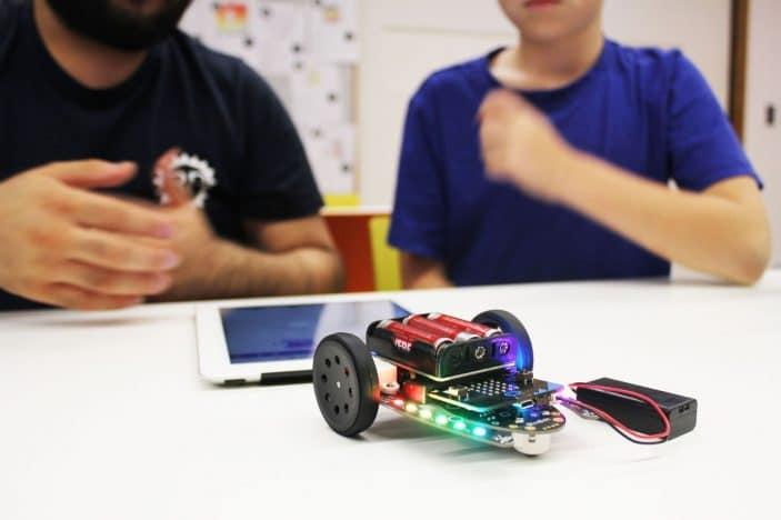 Robotics programming Museum of Brisbane
