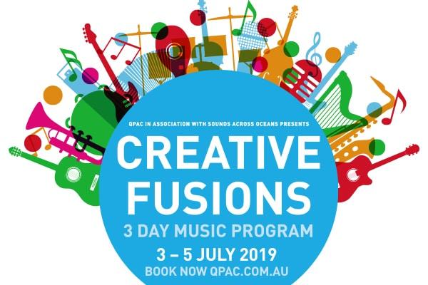 QPAC Creative Fusions school holiday program