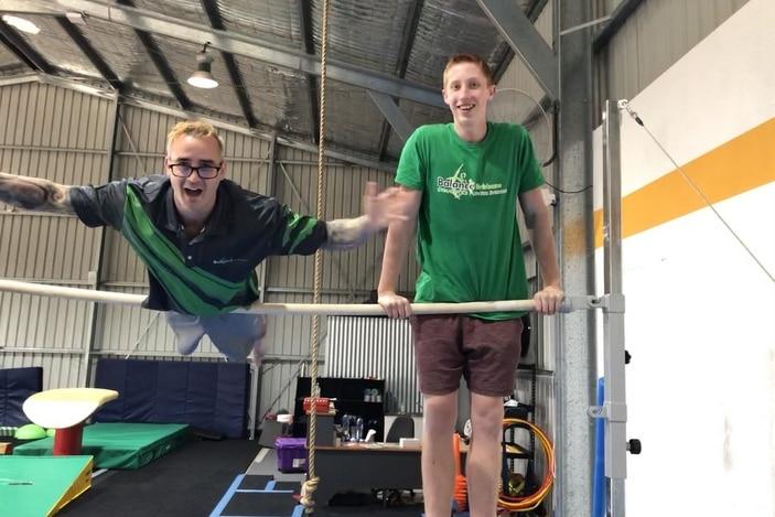 Balance Brisbane, gymnastics school holiday program
