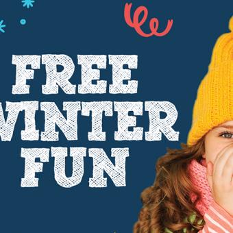 Cleveland-BrisbaneKids-Calendar-703x468px, girl in winter clotes, glitter snowball workshop