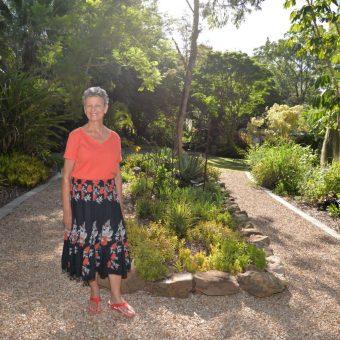 Viola's Garden, gardens, beautiful gardens
