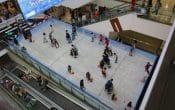 iceskating in brisbane with kids