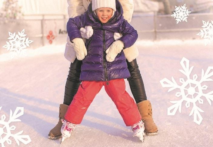 free icekating, iceskating, winter fun