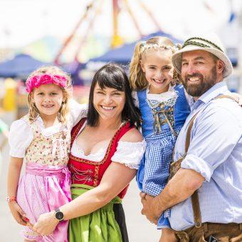 Oktoberfest Brisbane, Family