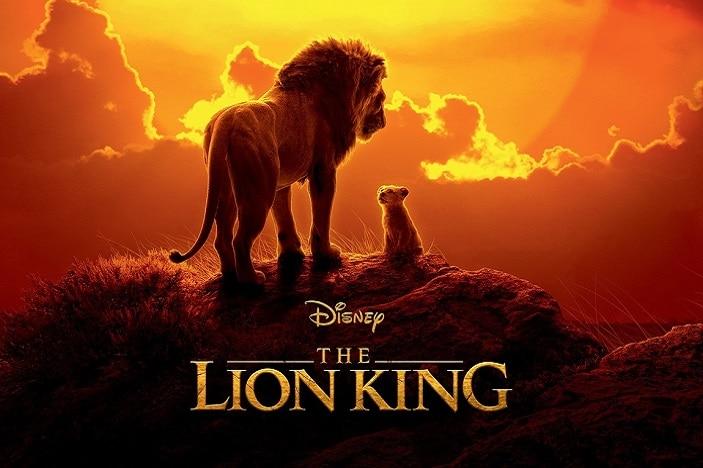 Winter 2019 movies-The Lion King, disney