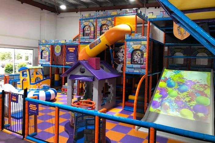 chipmunks playground robina