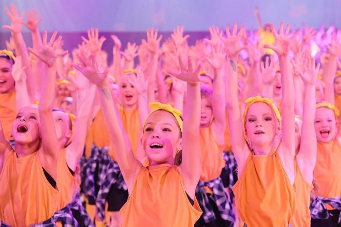 creative generation, kids performing brisbane