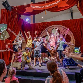 drama workshops westfield north lakes, kids on stage