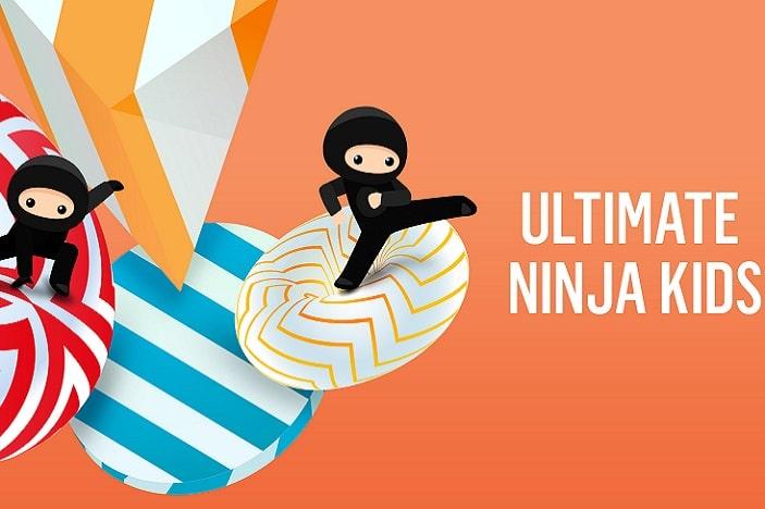 ninja kids hyperdome, ninja warrior