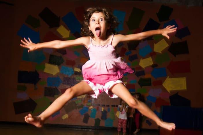 Flipside Circus, circus parties for kids