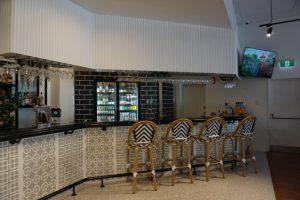 licensed bar, child friendly brisbane