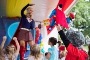 https://www.moretonbay.qld.gov.au/Events/Pine-Rivers-Park-Teddy-Bears-Picnic, superhero stage show