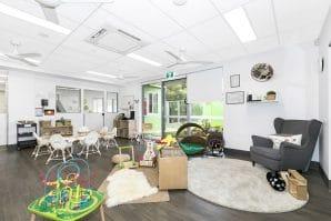 Childcare, Indoors, Bright