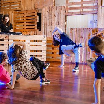 Kids Breakdance Workshops Chermside Westfield, DJ, Kids breakdancing