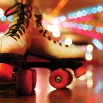 Strathpine rollerskating. roller skates