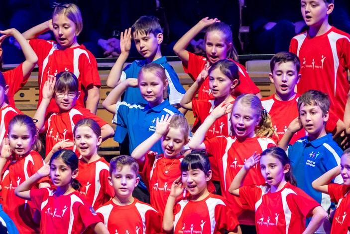 Voices of Birralee, school holiday program, music program