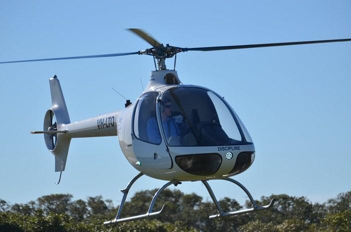 aeropower flight school helicopter
