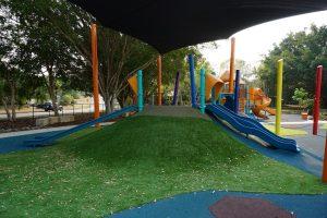 slides arana hills