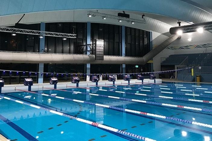 Burpengary Regional Aquatic Leisure Centre, swimming pools