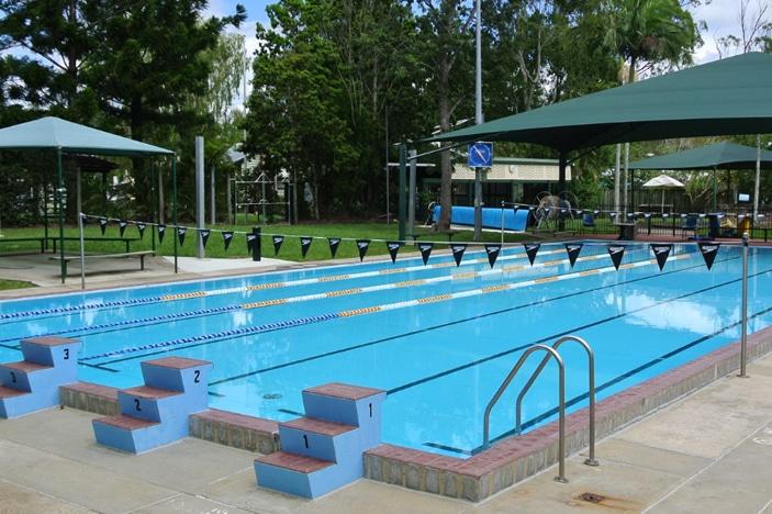 25 metre pool