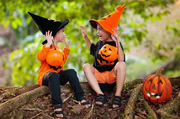 halloween at the Fangtuary