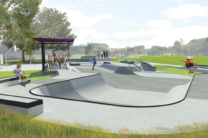 capalaba skate park