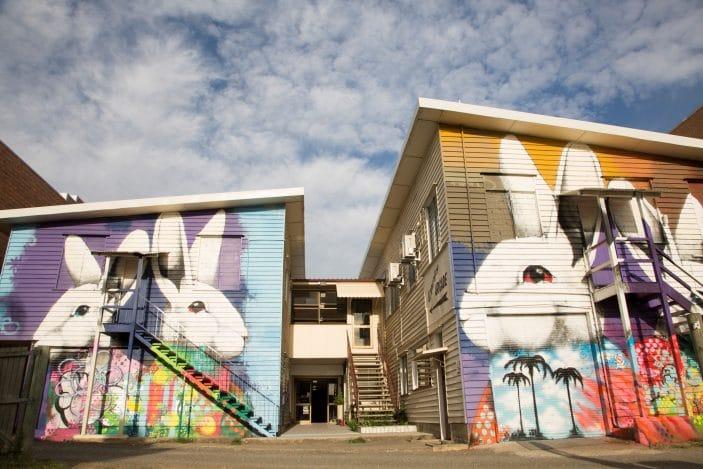 Art Class Brisbane building Annerley Arcade