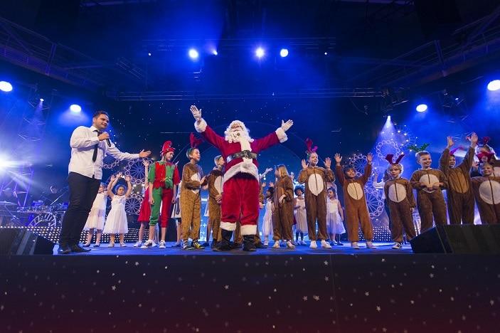 Carols Extravaganza South Bank