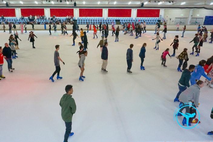 Iceworld, ice skating in Brisbane