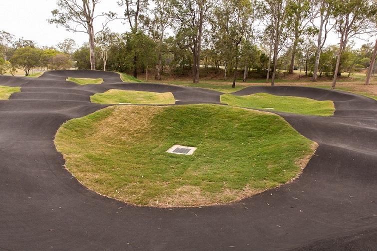 BMX track for kids