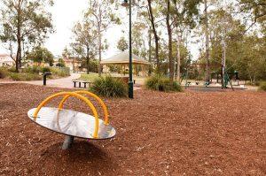 spinnner playground equipment