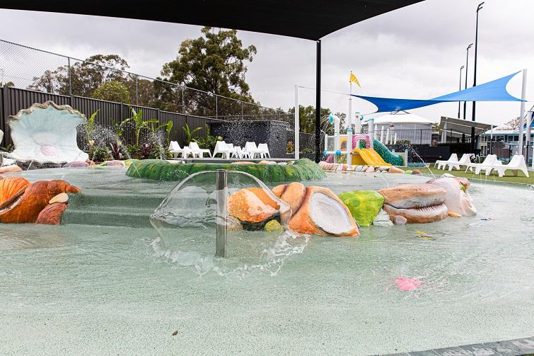 splashpad runcorn pool waterpark fountains