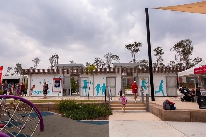 flagsone water park amenities