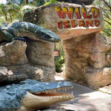 Wild Island at Currumbin Wildlife Sanctuary