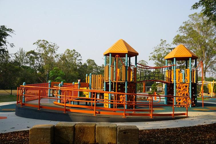 fort playground arana hills