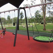Swings @ The Green, Carseldine