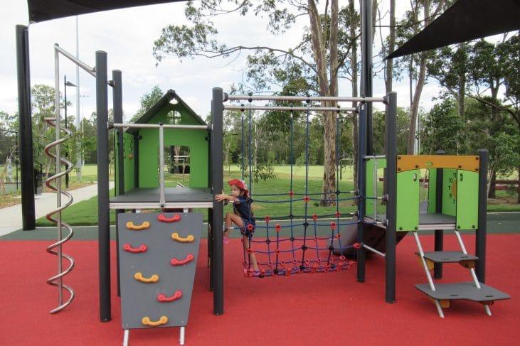Toddler Playground @ The Green, Carseldine