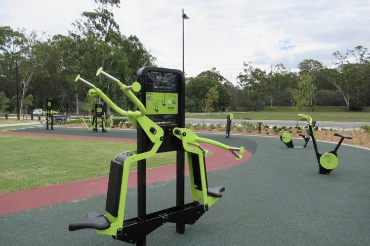 Fitness Equipment @ The Green, Carseldine