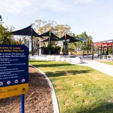 Logan Gardens Water Play Park