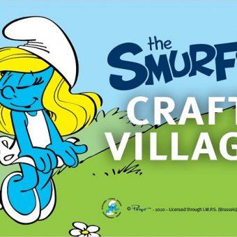 smurf craft village