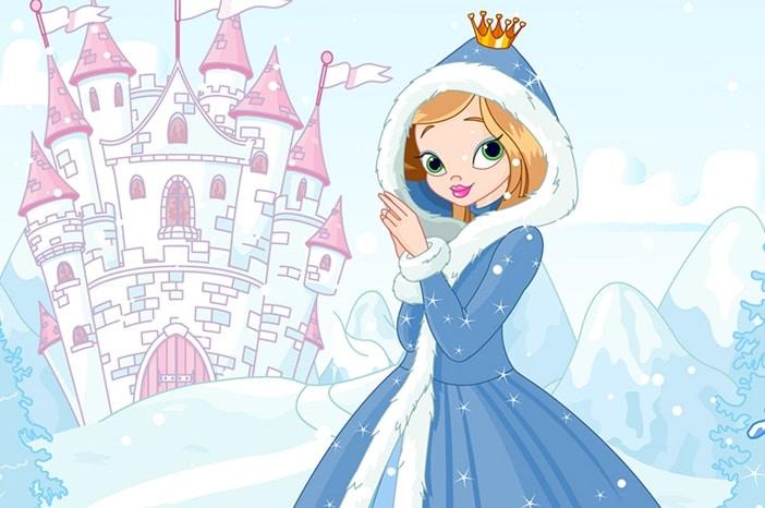 snow queen wonderland