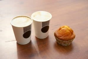 takeaway coffee drive throughs in brisbane