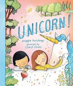 unicorn kids book cover