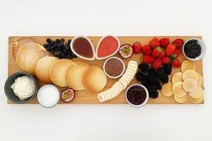 Pancake Grazing Platter