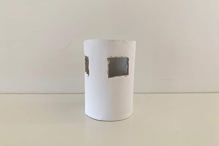 paper roll village