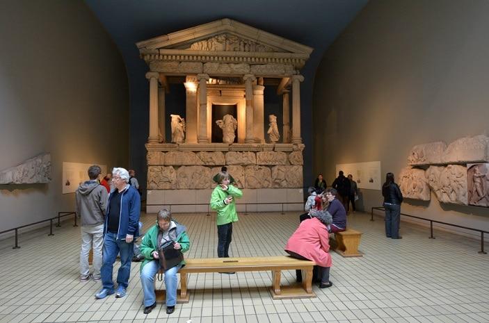 virtual tour british museum