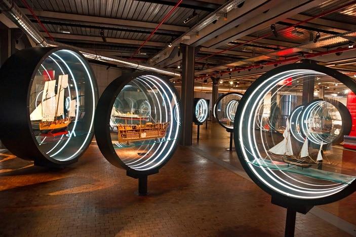 virtual tour of german museum