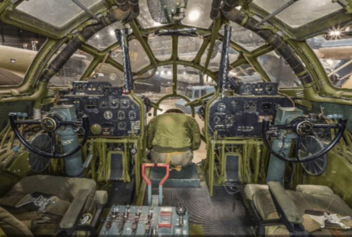 cockpit tour