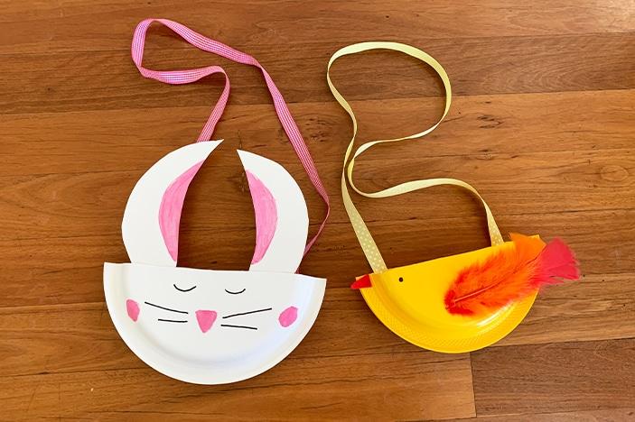 Easter bag craft